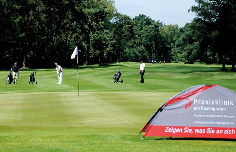Golfturniere und Events