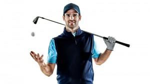 Referenzen Golfer